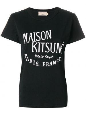 Топ свободный футбольный Maison Kitsuné
