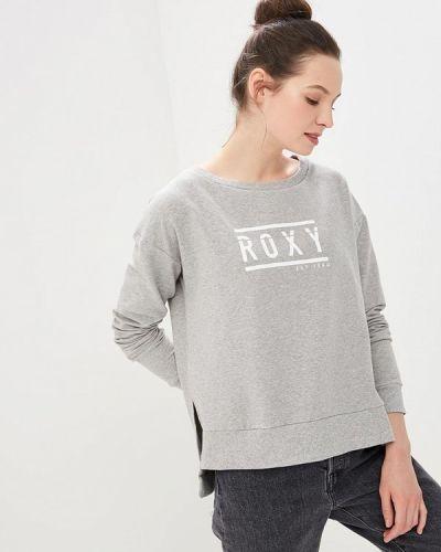 Толстовка серая Roxy