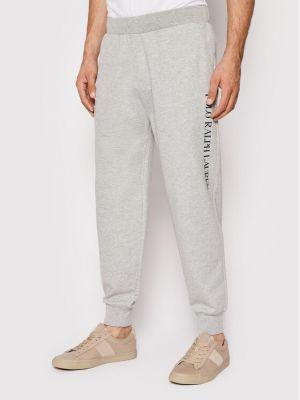 Spodnie dresowe - szare Polo Ralph Lauren