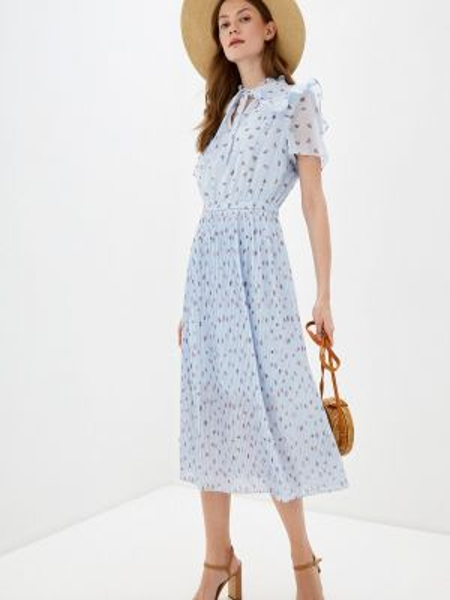Платье прямое весеннее Q/s Designed By