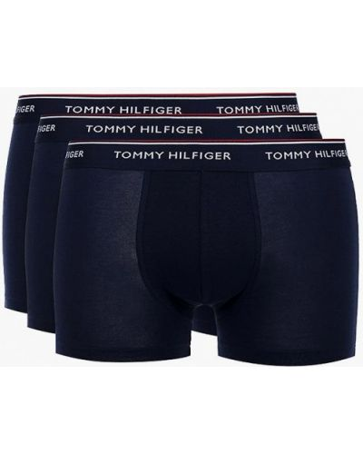Синий боксеры набор Tommy Hilfiger