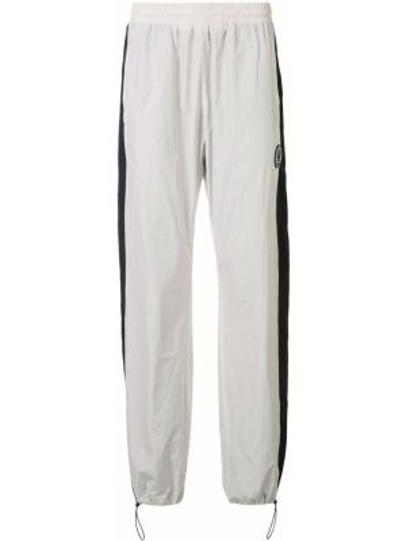 Spodnie w paski Mcq Alexander Mcqueen