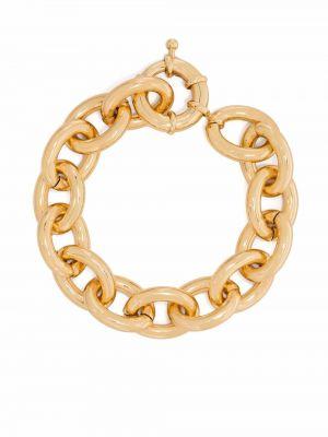 Złota bransoletka łańcuch Federica Tosi
