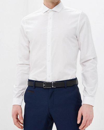 Рубашка с длинным рукавом белый Burton Menswear London