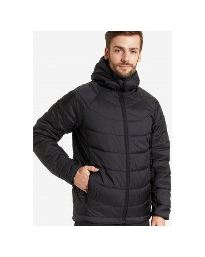 Куртка с капюшоном - черная Northland