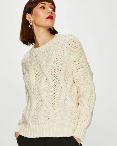 Вязаный свитер с узором трикотажный Only