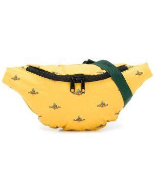 Желтая поясная сумка Johnundercover