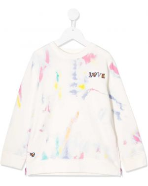 Белый топ Stella Mccartney Kids