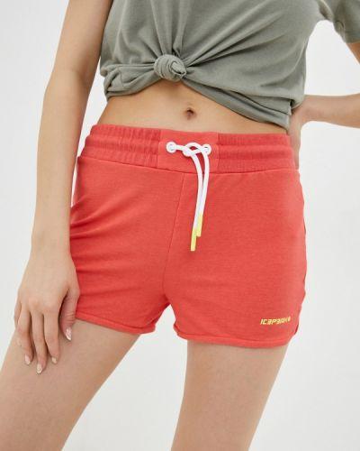 Красные спортивные шорты Icepeak