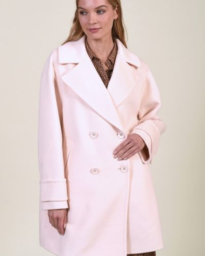 Шерстяное пальто Marc Cain