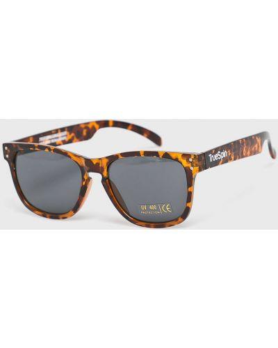 Солнцезащитные очки стеклянные пластиковые True Spin