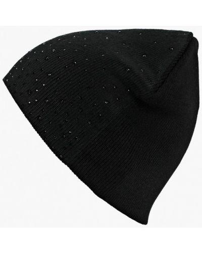 Шапка черная осенняя Ostin