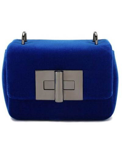 Кожаный сумка маленькая вечерняя Tom Ford