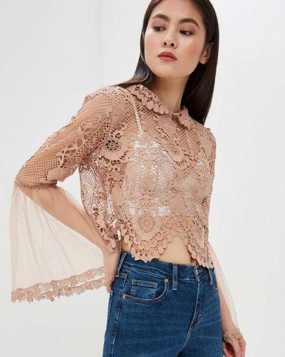 Блузка кружевная весенний Danity