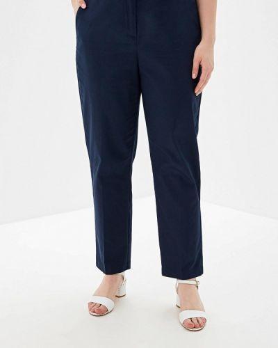 Классические брюки весенний синие Rosa Thea