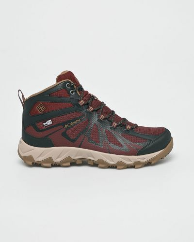 Ботинки на шнуровке резиновые Columbia
