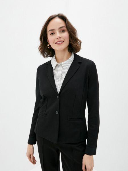 Черный пиджак Gerry Weber