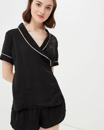 Черная пижама Bluebella
