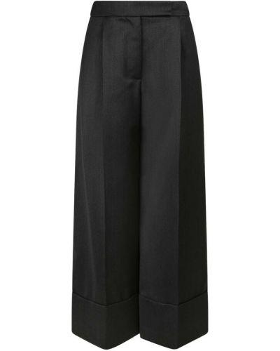 Szare spodnie Simone Rocha