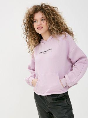 Худи - фиолетовое Pink Woman