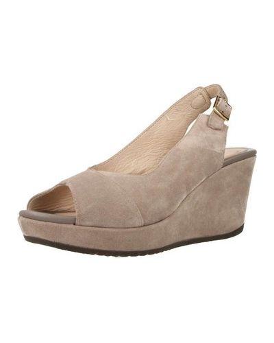 Beżowe sandały Stonefly