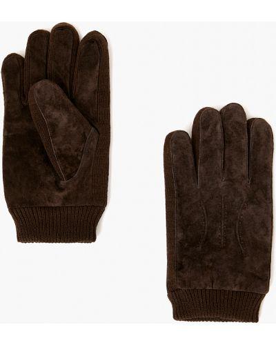 Коричневые акриловые перчатки Finn Flare