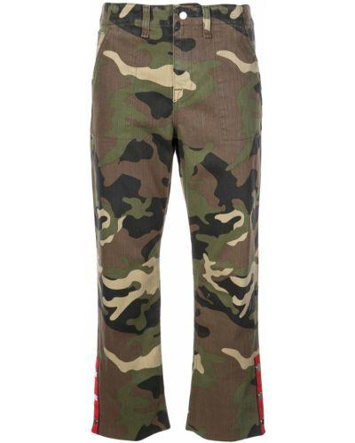 Классические брюки с карманами с поясом Veronica Beard