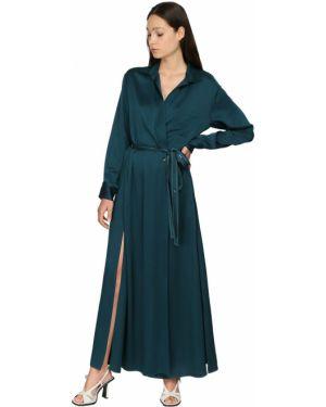 Платье макси с завышенной талией на пуговицах Sies Marjan