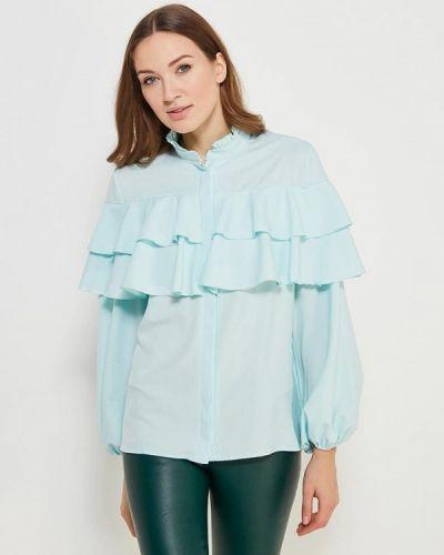 Блузка бирюзовая Chic