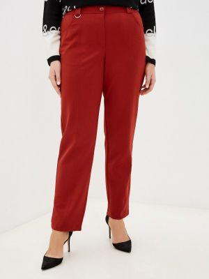 Зауженные брюки - коричневые Svesta