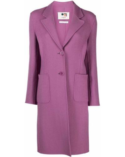 Шерстяное пальто - розовое Ports 1961
