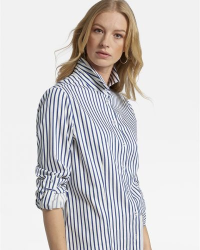 Рубашка - белая Basler