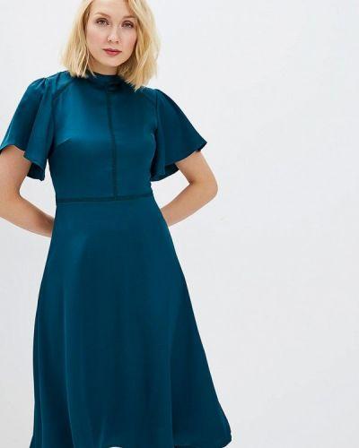 Платье - зеленое Oasis