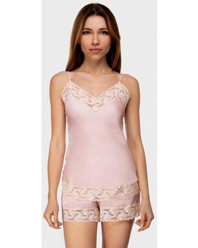 Пижама пижамный розовый German Volf