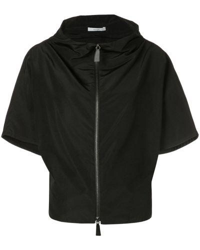 Черная куртка Dusan
