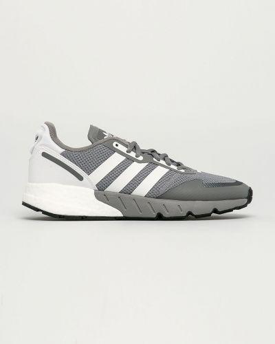 Szare sneakersy sznurowane Adidas Originals
