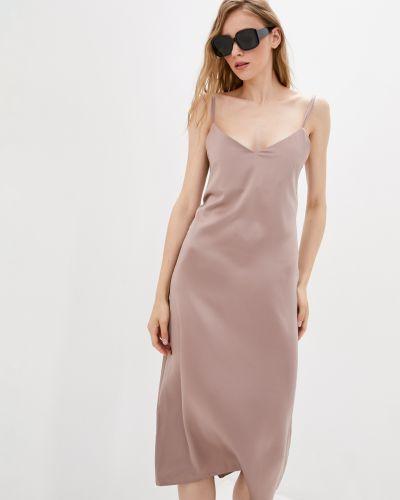 Платье - бежевое Lilove