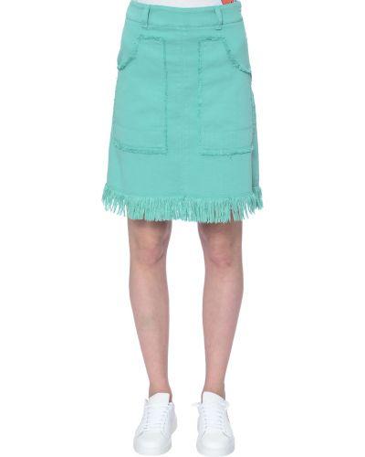 Юбка зеленый Love Moschino