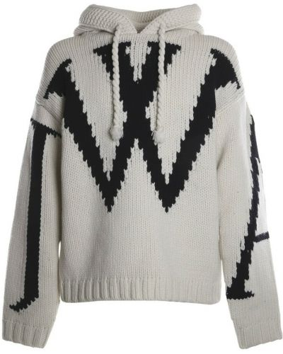 Szary sweter Jw Anderson