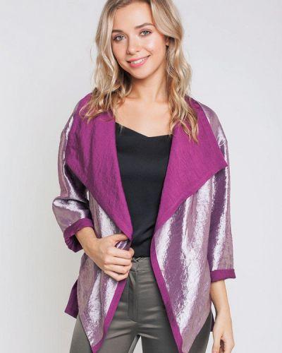 Пиджак - фиолетовый Emi
