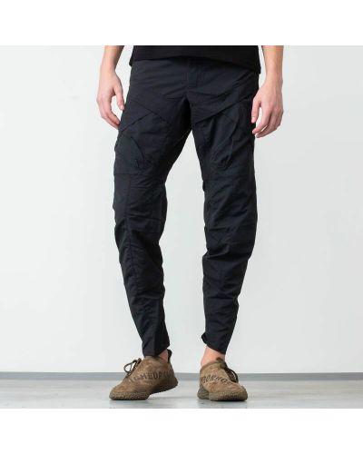 Czarne spodnie Riot Division