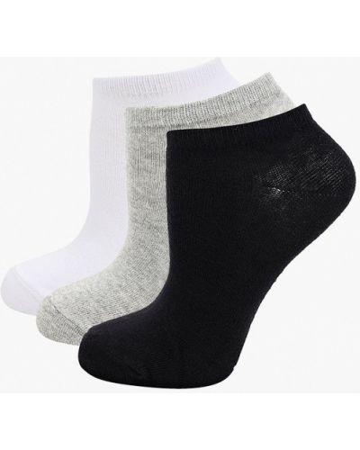 Черные укороченные носки Lee Cooper