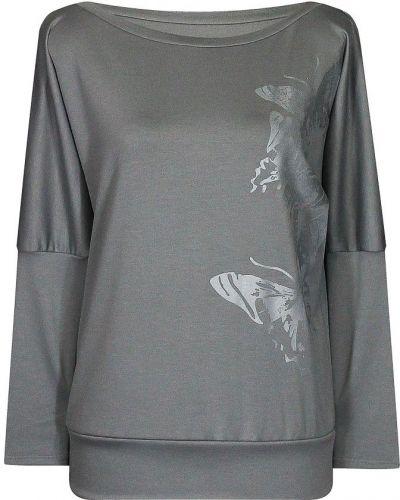 Свободная блузка свободного кроя с вырезом Teens