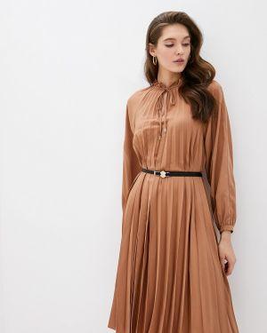 Платье осеннее прямое Love Republic