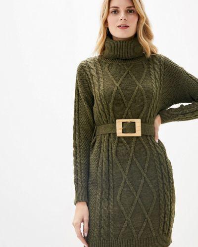 Платье - зеленое Tiffosi