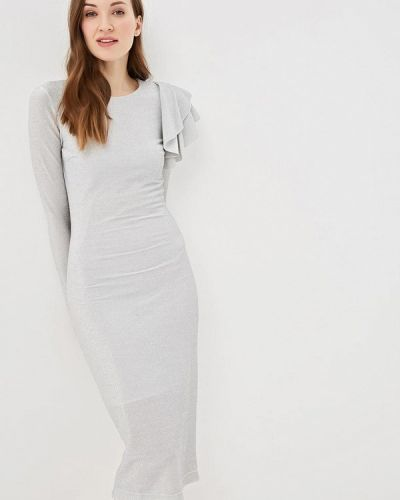 Платье - серебряное Oks By Oksana Demchenko