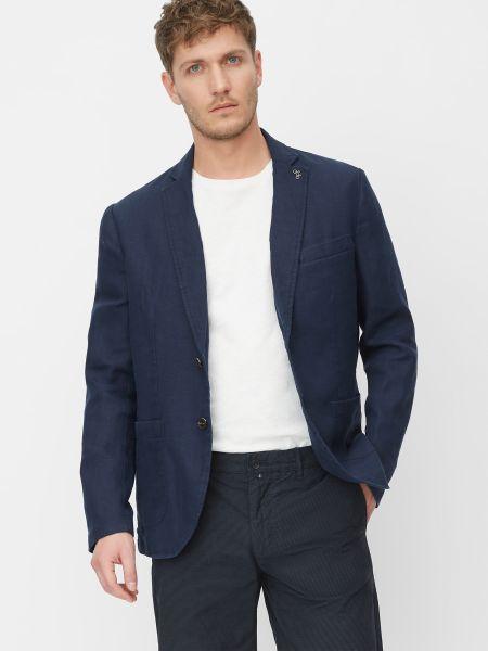 Повседневный пиджак - синий Marc O'polo