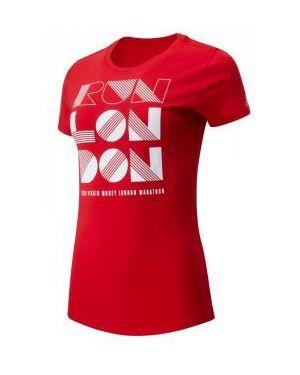 T-shirt krótki rękaw New Balance