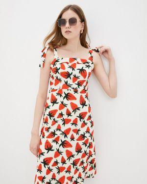 Бежевое платье Compania Fantastica