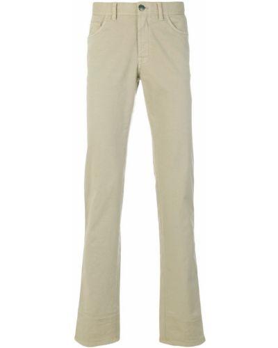 Классические брюки прямые Brioni